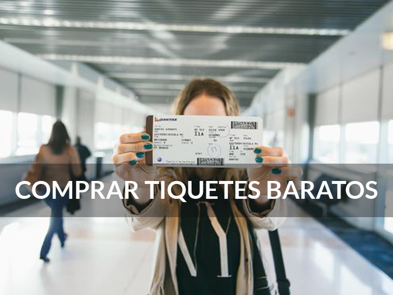 LOS MEJORES TIPS PARA COMPRAR TIQUETES BARATOS